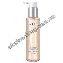 Tẩy trang dạng dầu Ohui Miracle Moisture Cleanesing Oil